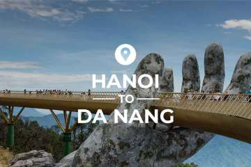 Hanoi to Da Nang bus train or flight
