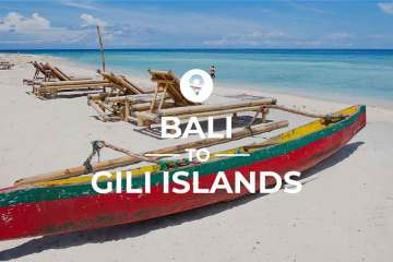 Bali to Gili Islands by ferry