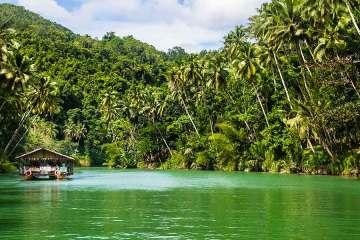 Bohol lake