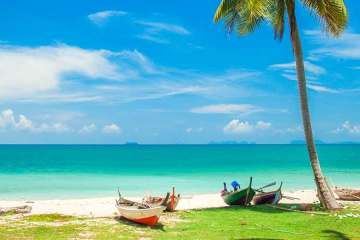 Koh Lanta beach