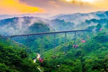 Train in Indonesia