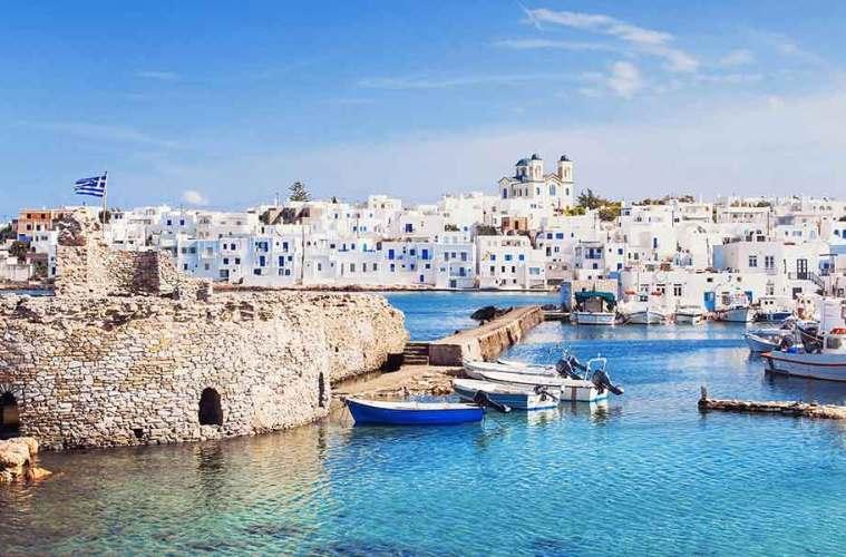 Paros--Greece