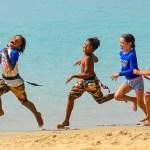 gecko kids running