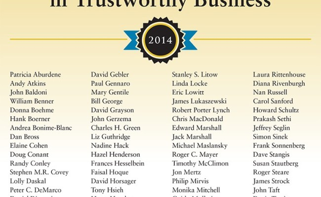 Trust Across America Top 100 Thought Leaders Gec Risk