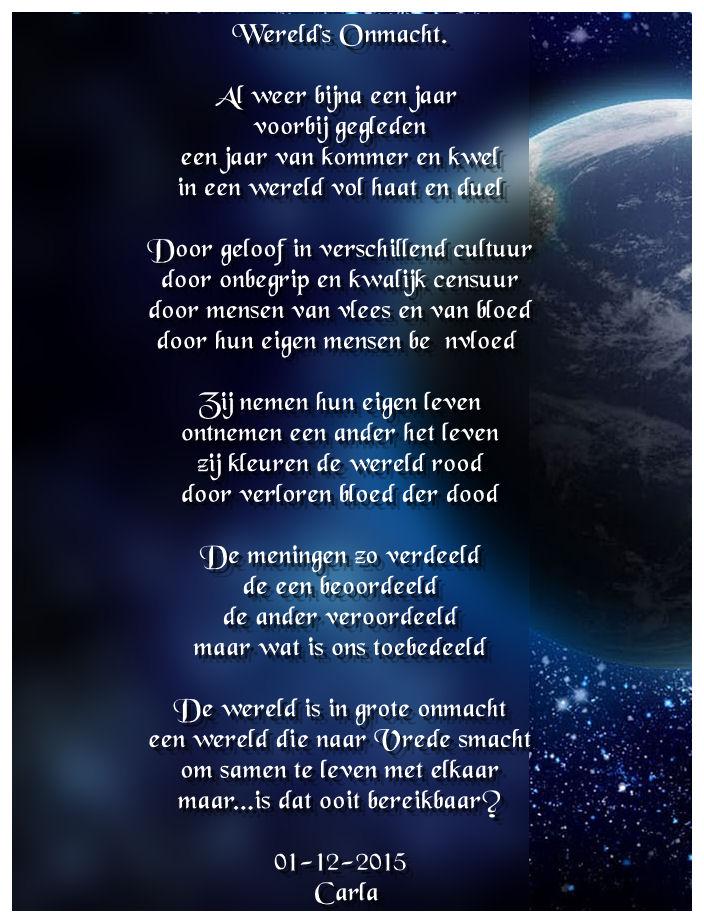 Favoriete Gedichten over het leven, herkenbaar voor de medemens | Gedachtenvloed HB63