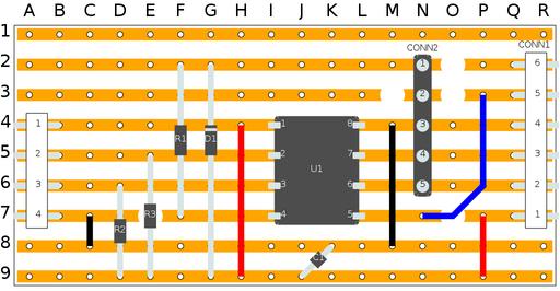 resistor circuit diagram 2005 nissan frontier radio wiring rs232 - i2c interface