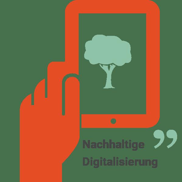 Nachhaltige Digitalisierung braucht digitale Mündigkeit