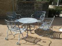 Outdoor Metal Garden Furniture