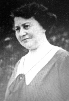 Gedenkbuchprojekt  Biographie Ilse Klaber