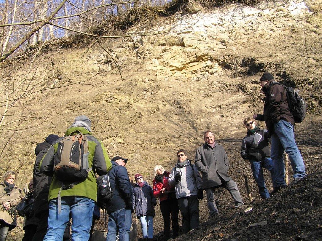 Außenführung mit der Ortsgemeinschaft Porta Westfalica-Holzhausen
