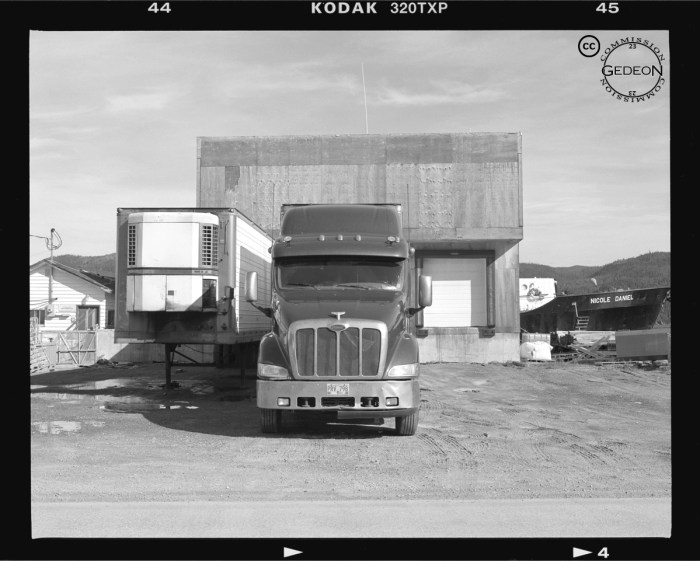 Truck, Woody Point