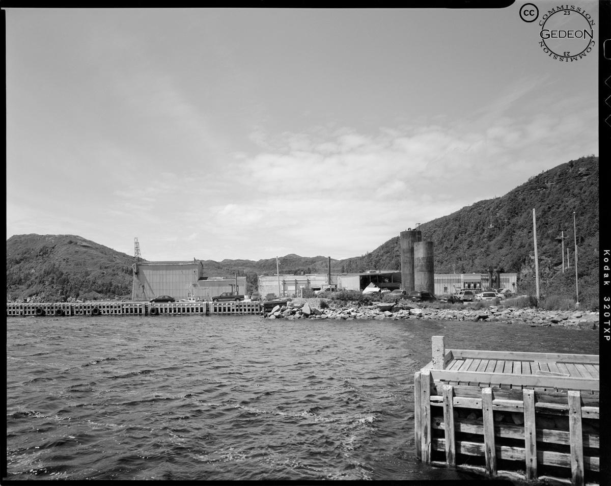 Fish Plant, Diamond Cove NL