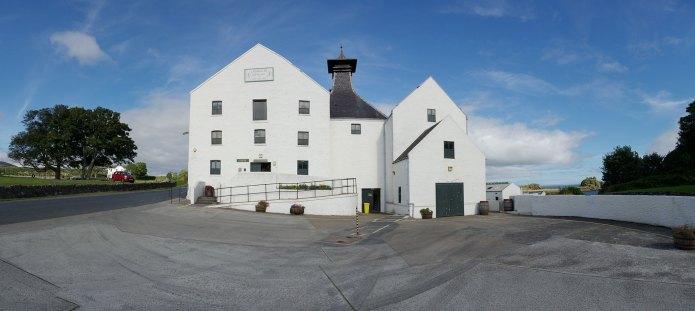 Laguvaulin Distillery - 02013