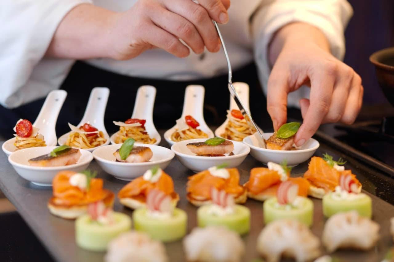 Clases de catering Cmo iniciar un negocio de servicio