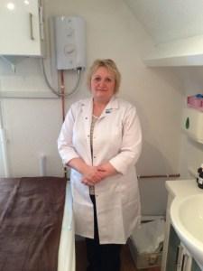 Colonic Hydrotherapy Nottingham - Jane Bush