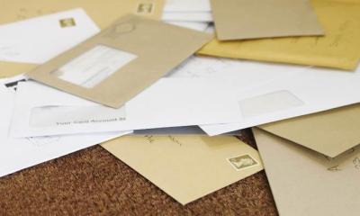 Letter-doorstep