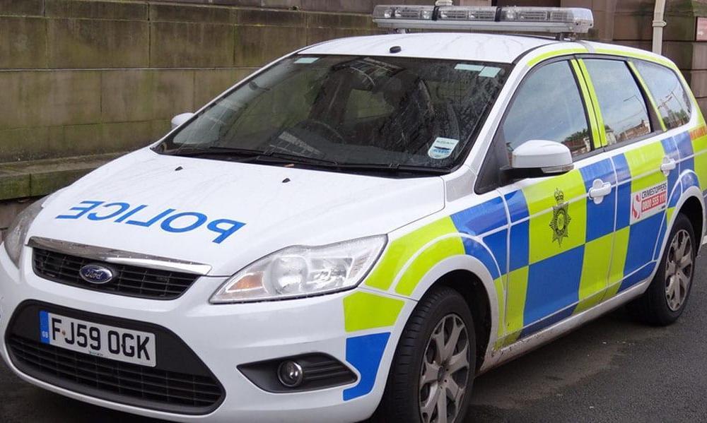 police-stock