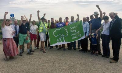 Green-Flag-Gedling
