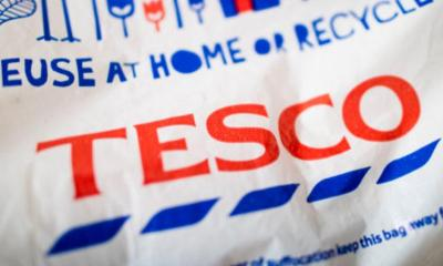 Tesco-bag