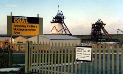 Annesley_Colliery