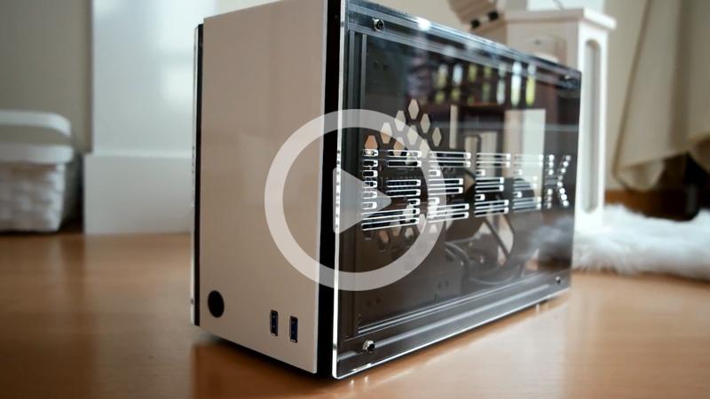 A50 MINI-ITX CASE   GEEEK CASE