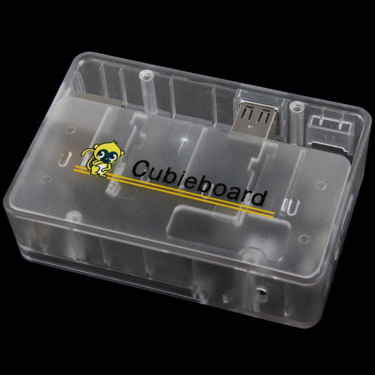 Transparent Case For Cubieboard 12 700 001 0448 560