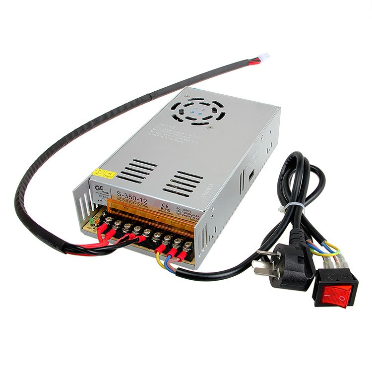 24 Volt Ac Home Wiring 350w 12v 29a S 350 12 Ac Dc Switching Power Supply 800