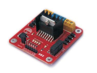 resistor circuit diagram 2001 subaru outback fuse box l298n motor driver board - geeetech wiki