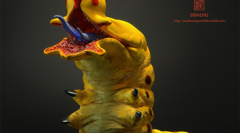 Denchu – The Pikachu of Your Nightmares