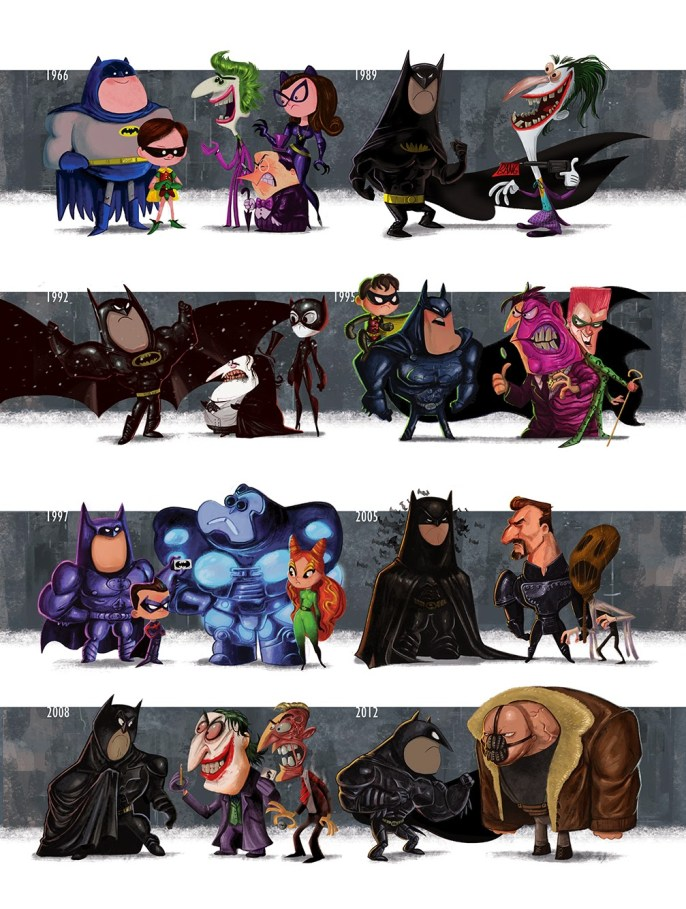 Jeff Victor - The Evolution of the Batman