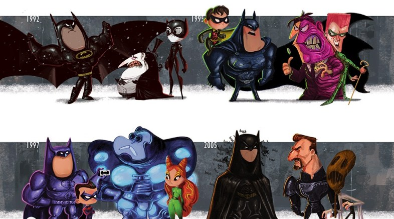 Jeff Victor – The Evolution of the Batman