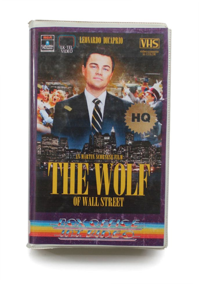 Stan VHS - The Wolf of wall street