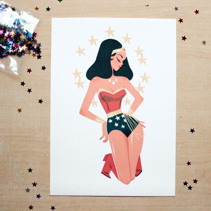 Sibylline - Wonder Woman Full