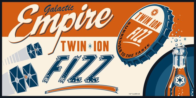Steve Thomas - Empire Fizz