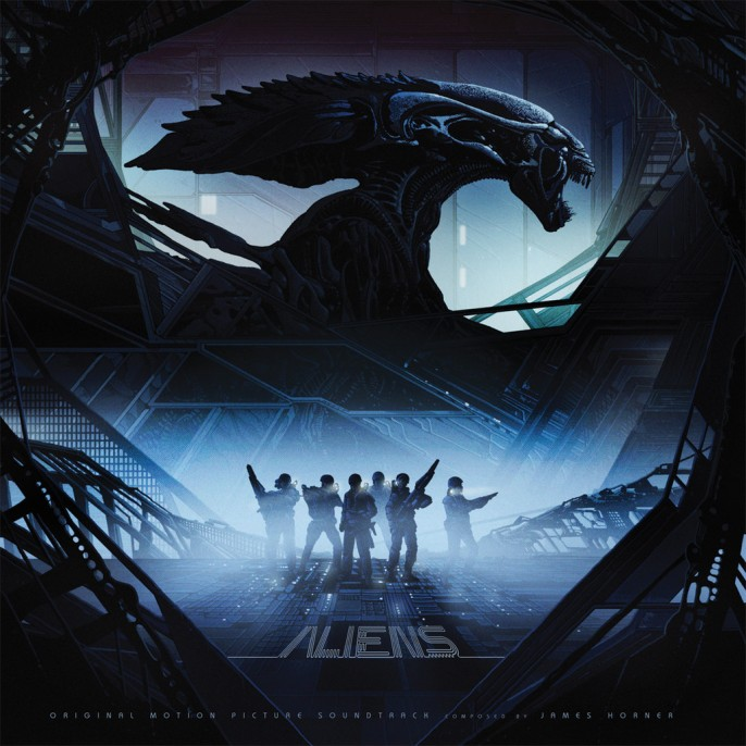 Aliens - Original Motion Picture Soundtrack by Kilian Eng