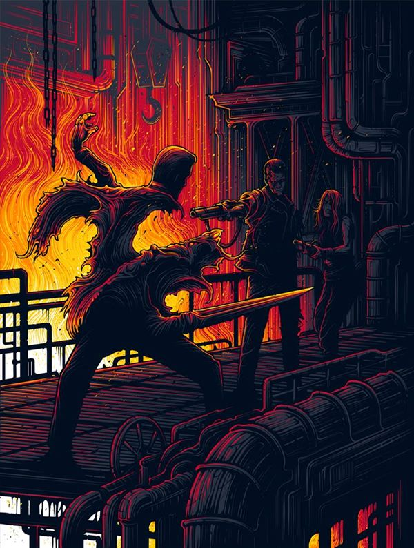 Dan Mumford - It would die to protect him