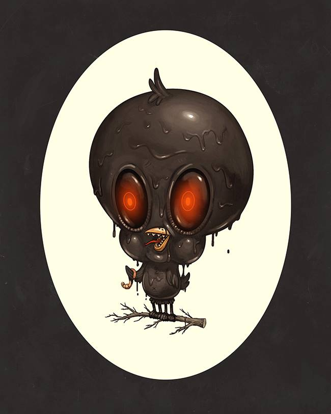 Mike Mitchell - Exclusive San Diego Comic Con Prints - COPYWRONG Teddy