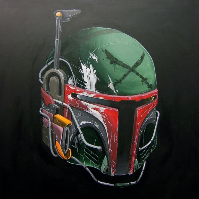 Clogtwo - DIE JEDI SCUMB SERIES- THE FETT
