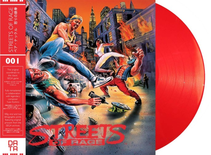 DATA001- Streets of Rage
