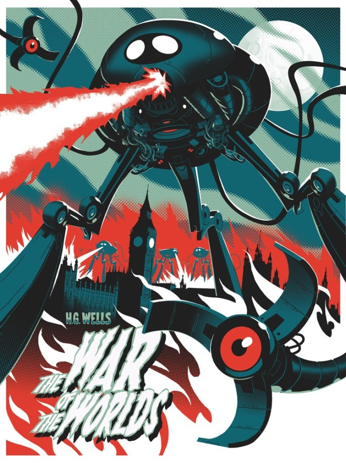 Guillaume Poux - War of the Worlds
