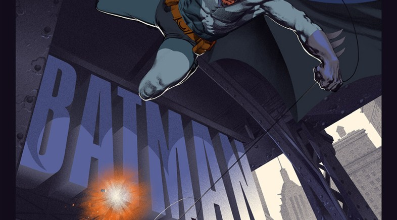 Stan and Vince – Batman for Geek-Art and French Paper Art Club