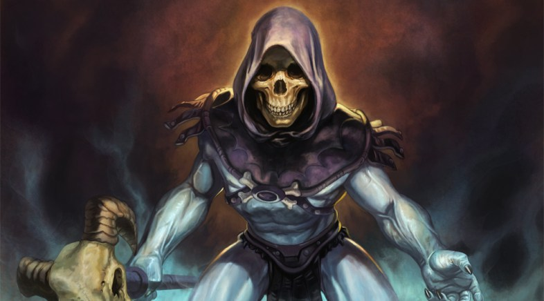 Nathan Rosario – Masters of the Universe Redesigns