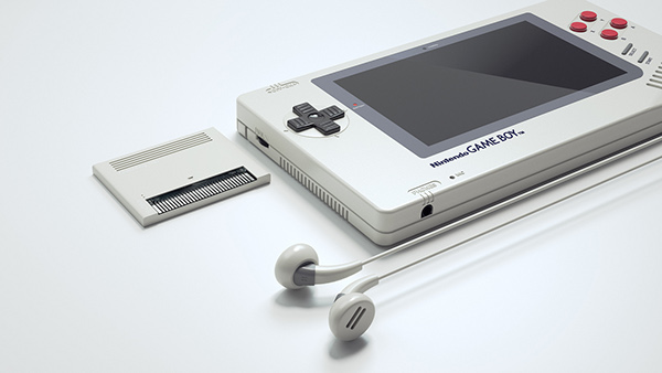 Florian Renner - Game Boy One Up Project 2