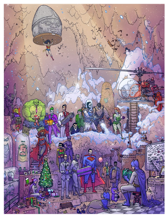 Ulises Farinas - Batman Holidays