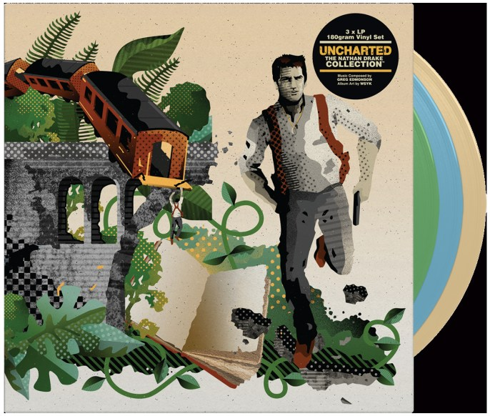 We Buy Your Kids - Uncharted Vinyls for IAM8BIT