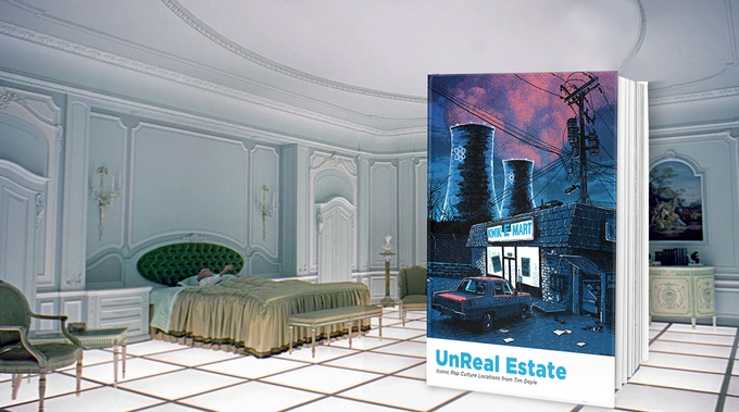 Tim Doyle – Unreal Estate : Le Livre