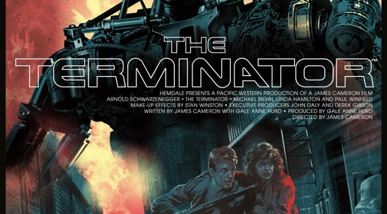The Terminator by Stan & Vince for DaVinci's Dreams