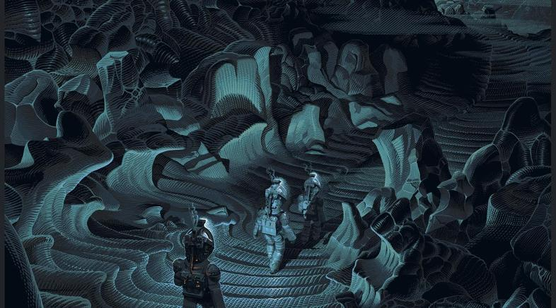 Alien Day Prints on Sale Today on Mondo and at the Bottleneck Gallery
