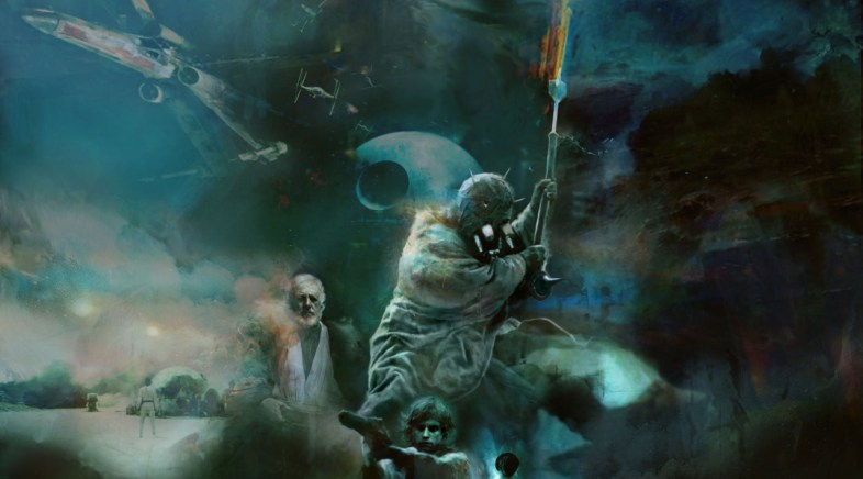 Dark and Amazing Movie Posters by Christopher Shy