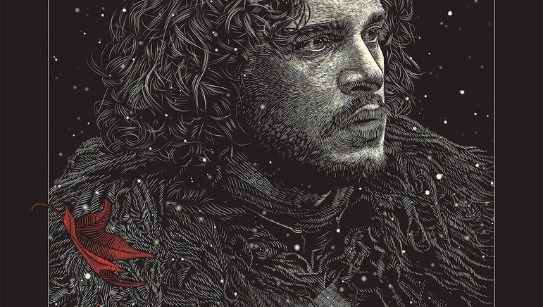 Exposition Lord of the Thrones à la Spoke Art Gallery